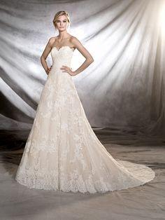 ONIA - Princess style wedding dress