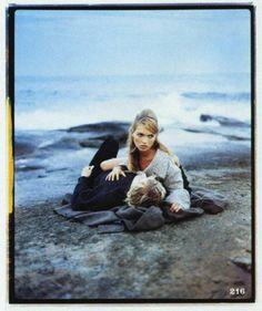 Kate Moss - 1995 Harper's Bazaar - Paolo Roversi — con Iolanda Olivieri y Ryszard Tomaszewski en Où cette photo a-t-elle été prise ?