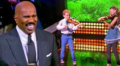 Country Music Lyrics - Quotes - Songs Steve harvey - Young Kids Make Steve Harvey's Jaw Drop With Phenomenal Fiddle Playing - Youtube Music Videos https://countryrebel.com/blogs/videos/young-kids-make-steve-harveys-jaw-drop-with-phenomenal-fiddle-playing