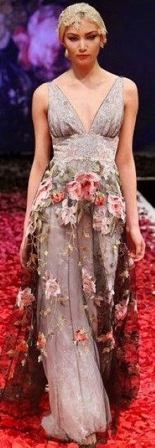 Claire Pettibone ~ love this dress!!!