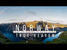 Norway True Heaven l  Road Trip  l  June 2017 l  Waterfall l  Campaign l  Trekking  l  1080p HD - YouTube