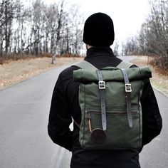 Buy Duluth Pack Roll-Top Scout Backpack Online | DistrictGrain.com - District Grain