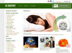 At Nikken.com you will find videos, educational materials, and NikkenU information to help you build your #Nikken Business.  www.nikken.com/danjean