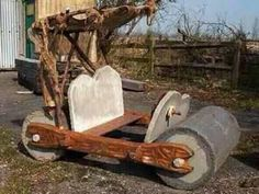 If gas goes back up.....pull that Flintstone mobile out of the garage.