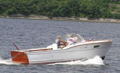 26' CC Express 1957 Speed Boats, Power Boats, Camper Boat, Chris Craft Boats, Runabout Boat, Classic Wooden Boats, Classic Yachts, Boat Engine, Vintage Boats