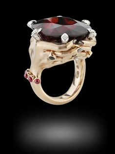 """Seven Deadly Sins Ring """"Wrath""""     http://www.stephenwebster.com/collections.asp?cid=cbb49801-fe2a-46c6-83f4-838ec31825f9"""