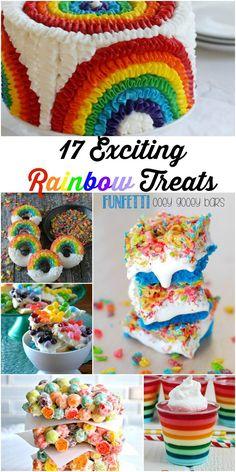 17 Exciting Rainbow