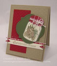 RunningwScissorsStamper: Countdown to Christmas: FM86 Non-Holiday Holiday Ornaments