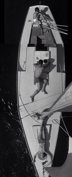 Roman Polanski: Knife in the water (1962) film still