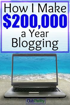 Want to earn a living on the internet? It isn't easy, but it is possible. Learn how I make over $200K and support my family through online income.