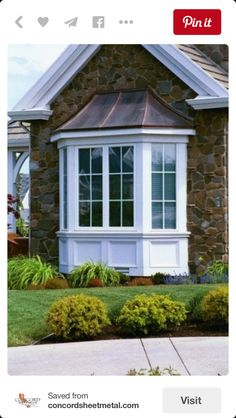 Bay window bump out additions share creative home for Bay window exterior designs
