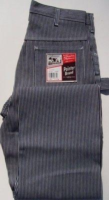 Cool vintage hickory stripe pants