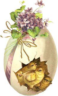 Zibi Vintage Scrap: Z wielkanocnego jajka