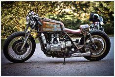 1975 Honda Goldwing Rat - 'ElGuapo' - Pipeburn - Purveyors of Classic Motorcycles, Cafe Racers & Custom motorbikes