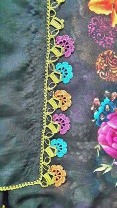 knitting patterns rowan knitting patterns ireland knitting patterns for chunky yarn Crochet Lace Edging, Crochet Hook Set, Crochet Borders, Thread Crochet, Cute Crochet, Beautiful Crochet, Crochet Yarn, Crochet Flowers, Crochet Stitches