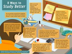 8 ways to study better. Great advice #L6FC #Lowestoft #Sixth #Form #College #learning #study #revision pic.twitter.com/GdrPLmxid7
