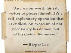 Harper Lee Divine Discontent
