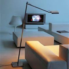 Kelvin LED F: Discover the Flos standard lamp model Kelvin LED F