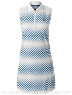 f33c2901ee3 Lacoste Women s Spring Printed Dress. Tennis Warehouse