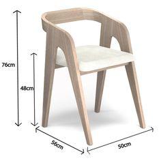 chaise-bois-blanc-chene-design-scandinave-made-france-mesures