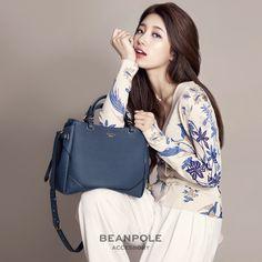 BEANPOLE ACCESSORY FW 2014 Ad Campaign Feat. Suzy | Couch Kimchi