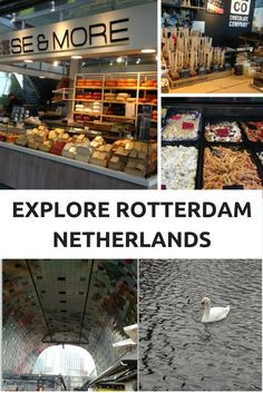 Exploring Rotterdam - there's more to it than you think!