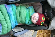 Very Hungry Caterpillar costume for Baby Boy--- with the bottom portion open for…