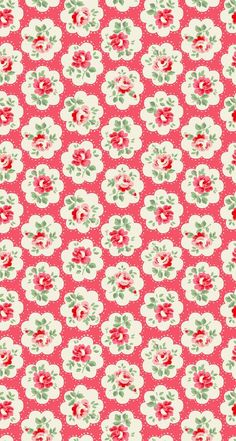 Pink Floral ★ Find more Funky Patterns for your #iPhone + #Android…