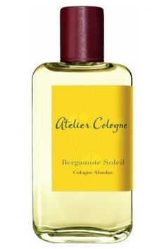 Bergamote Soleil Atelier Cologne for women and men