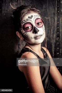 Little Girl Sugar Skull                                                                                                                                                                                 More