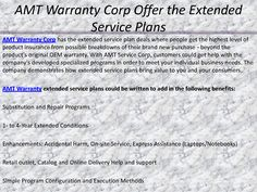 Warrantech further informs that extended warranty is quite common in the automobile industry as there is a lot of wear and tear of the components of a vehicle. Although almost all manufacturers come with a warranty for a particular amount of time which is generally 36 months or 12000 miles for any vehicle. There are road conditions and the driving style of the driver that may call in for an extended warranty.
