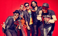 O grupo mineiro Jota Quest, encabeçado pelo vocalista, Rogério Flausino, vai se apresentar no Brazilian Day (Foto: Mauricio Nahas)