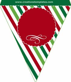 Bandeirola Natal Favor Boxes, Christmas Printables, Banners, Party Favors, Xmas, Silhouette, Templates, After Prom, Bunting Garland