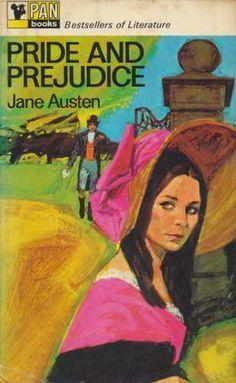 Pride and Prejudice by Jane Austen, Pan Books, 1967.