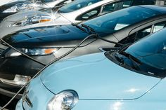 In California, Electric Cars Outpace Plugs, and Sparks Fly 10/10/15- The New York Times