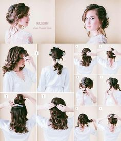 http://bit.ly/Loose-Braided-Updo-Tuto