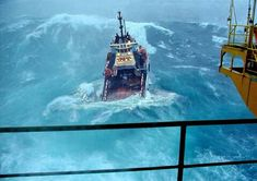 Newfoundland Storm Swells Are Dangerous Business