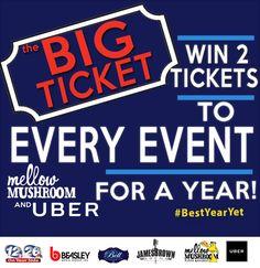 Big Ticket 2016