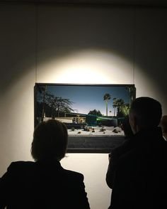 "@blachford @blackeyegallery ""midnight modern"" exhibition #palmsprings by mr_jason_grant"