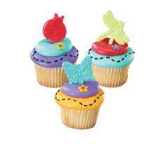 garden buds cupcakes
