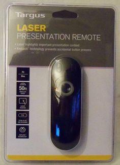 Targus Laser Presentation Remote Presenter AMP13US Fast Ship for sale online