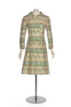 Coatdress Coco Chanel, 1969 Les Arts Décoratifs