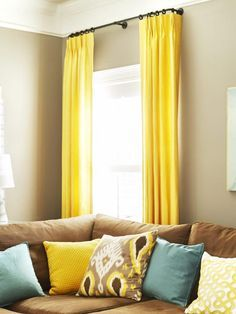 Find Inspiration To Create A Room In Yellow Shades With The Latest Interior  Design Trends. Pictures Gallery