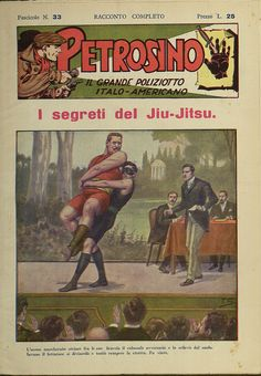 I segreti del Jiu-Jitsu. | Villanova University Digital Library via Flickr.