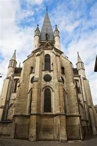 Notre Dame in Dijon France Dijon France, Burgundy France, Place Of Worship, Kirchen, Us Travel, Paris France, St Louis, Barcelona Cathedral, Notre Dame
