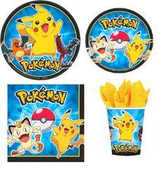 Pokemon Go Birthday Set - http://amzn.to/2dlACkA