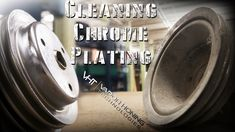 How to vapor blast chrome. There are two main ways you can do this. One is for stripping or replacing, and the more popular one is cleaning up chrome with glass bead. When you are trying to polish or clean the chrome, fill up your vapor blaster with 20% fine mesh glass bead and set your PSI at 40-60
