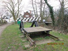Start of nature trail opposite Liss railway station