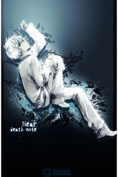 Near (Nate River) - Death Note
