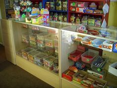 I remember 10 cents Aust. went a long way at the milk bar. Some lollies could be bought for three for a cent.